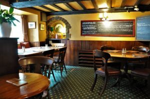 Pub in Berwick St. John